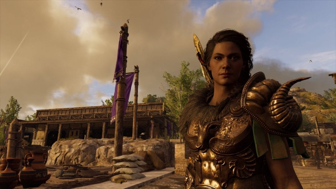 Review: Assassin's Creed Odyssey - Escapist Magazine